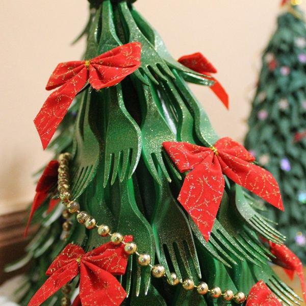 Поделка елка своими руками из подручных материалов - Kuzelga.ru